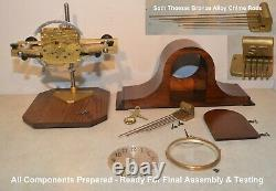 Restored Seth Thomas Grand Antique Westminster Chimes Clock No. 60 1939