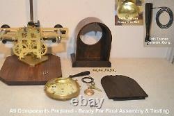 Restored Seth Thomas Prospect # 00-1913 Mahogany Time & Strike Antique Clock
