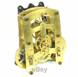 SETH THOMAS 86 CLOCK MOVEMENT- used in the HUDSON & ARCADE, etc. ANTIQUE KS143