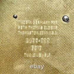 SETH THOMAS Legacy 3W A403-000 Mantel Clock A-400 Series Chime Movement AS IS