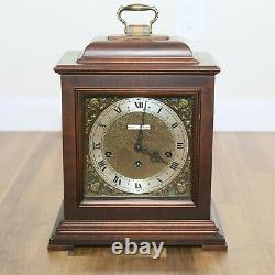 SETH THOMAS Legacy 3W A403-000 Wood Mantel Clock A-400 Series Chime Movement