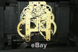 SETH THOMAS Mantel Antique Clock -VICTOR- c/1898 D-April-CLOCK AFTER RESTORATION