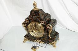 SETH THOMAS Mantel Antique Clock c/1899 CLOCK TOTALLY RESTORED