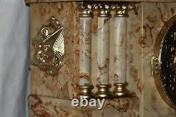 SETH THOMAS Mantel Antique Clock c/1900 Totally RESTORED