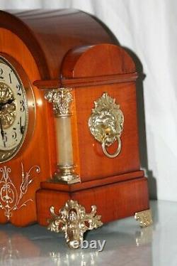 SETH THOMAS Mantel Antique Clock c/1904 Model TYNE Totally Restored