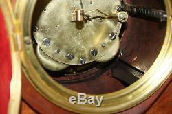 SETH THOMAS Mantel Antique Clock c/1905 Rare Model Totally Restored