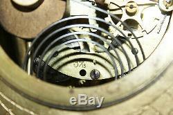 SETH THOMAS Mantel Antique Clock c/1909- RESTORED