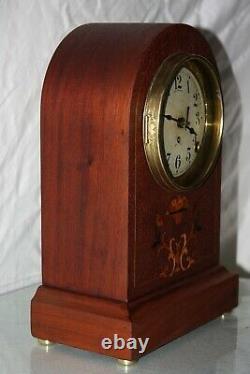 SETH THOMAS Mantel Antique Clock c/1913 Model PROSPECT No. 2 Totally Restored