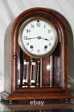 SETH THOMAS Mantel Antique Clock c/1915 GALWAY Model Totally Restored