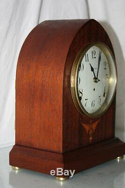 SETH THOMAS Mantel Antique Clock c/1921 OUTLOOK No. 6 Model Totally Restored