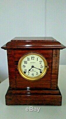 SETH THOMAS Sonora Chime Clock 4 bells, Antique, Adamantine