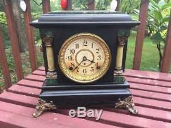 Seth Thomas 1905 ARNO Antique Shelf Clock