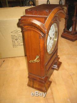 Seth Thomas 19C Arch Top Mantle Clock
