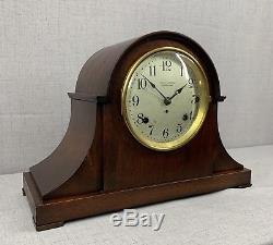 Seth Thomas 8-bell Sonora Chime Clock No. 257