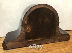 Seth Thomas Adamantine Mantle Shelf Table Clock