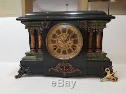 Seth Thomas Admantine Clock Rare all original Imperial