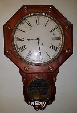 Seth Thomas Antique Regular Wall Clock