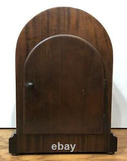 Seth Thomas Beehive Westminster 4 Rod Sonora Chime Clock