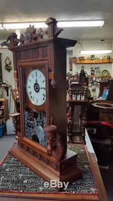 Seth Thomas Beloit City Series Mantle Clock