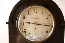 Seth Thomas Brown Mantle Clock