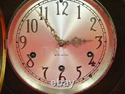 Seth Thomas Chime Clock No. 98 with rare Bugle Chime. Fully serviced & tested