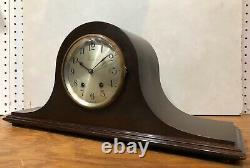 Seth Thomas Jewelers Signed Dial Hennigan Bates Co. Baltimore Mantel Clock
