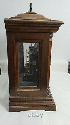 Seth Thomas Mantle Clock Royal Seth Clock Triple Chime Larger Size 17