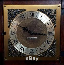 Seth Thomas Mantle Clock Vtg Electric Westminster Chime