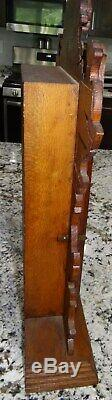 Seth Thomas Mantle Gingerbread Clock Vtg Antique Runs VERY NICE