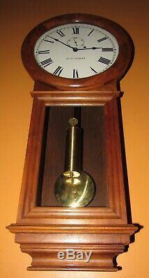 Seth Thomas No. 2 Wall Regulator Clock