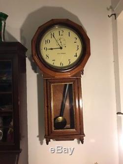 Seth Thomas Number 3 Wall Clock