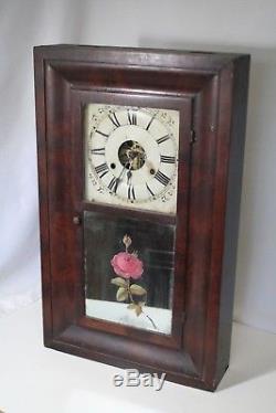 Seth Thomas Ogee Clock