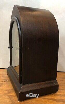 Seth Thomas Perth 8 Day Beehive Tombstone Mantel Clock