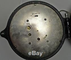 Seth Thomas Phenolic Mark I Deck Clock Navy Wwii