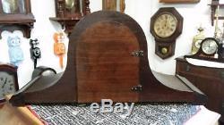Seth Thomas Plymouth Tambour Mantle Clock