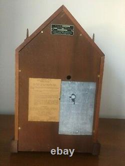 Seth Thomas Sharon Mantle Clock 1947