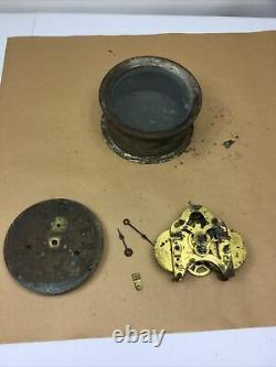 Seth Thomas Ships Clock 6 Case Dial & Movement