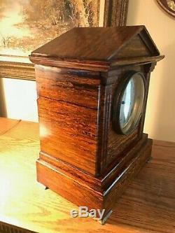 Seth Thomas Sonora Chime Adamantine 4 Bell Clock