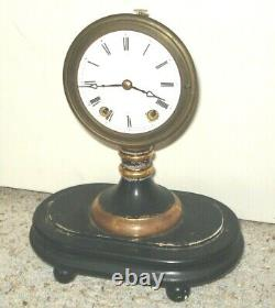 Seth Thomas Sons Clock In Running Condition