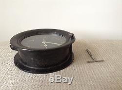 Seth Thomas U. S Navy Ships Clock WW2 Rare Collectable Antique