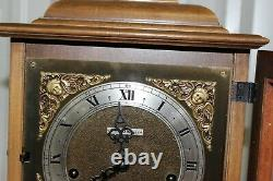 Seth Thomas Vintage Legacy IV Clock Mantle Shelf Clock