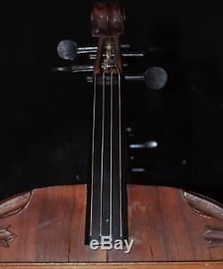 Seth Thomas Violin Shelf Clock Rare and Beautiful! Check it out