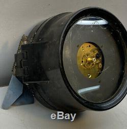 Seth Thomas WW II US Navy Mark 1 6 Dial Deck Clock To Restore