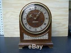 Seth Thomas Westminster Mantel Clock with #124 movement, working well