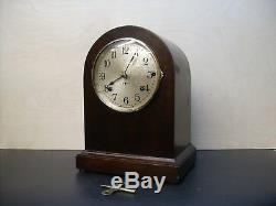 Seth Thomas Westminster Sonora 5 rod Mayfield Chime Shelf Clock, As Is