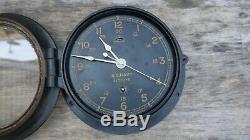 Seth thomas 1942 ww2 ships clock