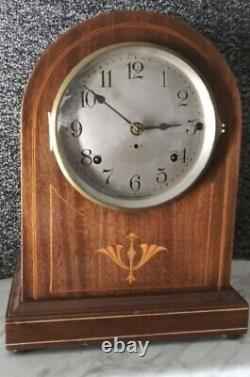 Seth thomas westminster chime clock SONORA STYLE MOVEMENTS ON RODS