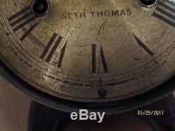 Ships Clock, Seth Thomas