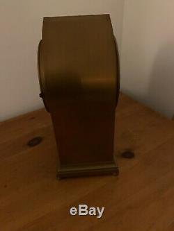 VERY RARE Brass Seth Thomas Beehive Tombstone Mantle Clock
