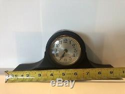 Vintage Early 20th Century Seth Thomas 8 Day Wind Up Mantle Clock Tested/Works